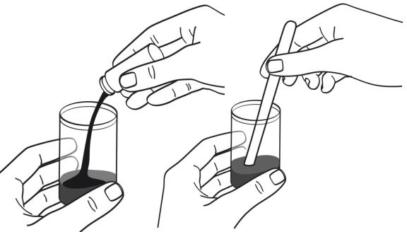 mélange résine transparente