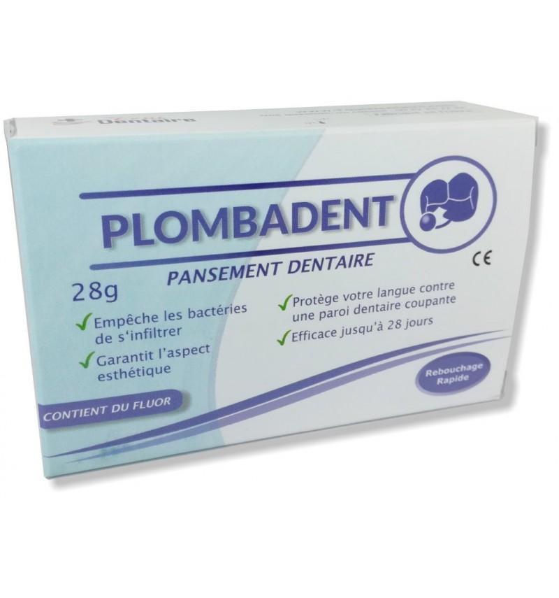 acheter bien très loué recherche de liquidation Pansement dentaire Plombadent plombage chez Amazon