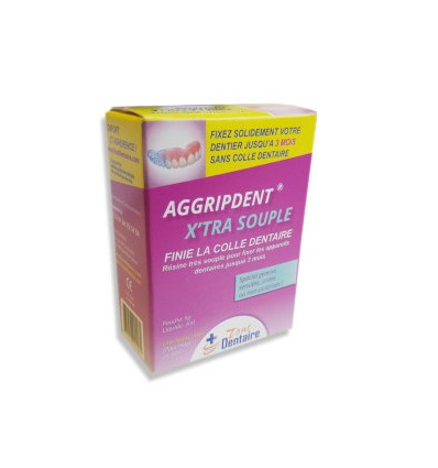 Aggripdent X'tra Souple