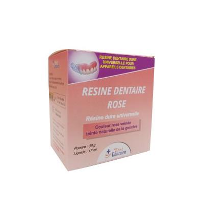 Résine Rouge (poudre + liquide)