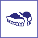 Appareil dentaire cassé | Réparer un dentier