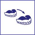 Dupliquer son dentier : copie d'appareil dentaire